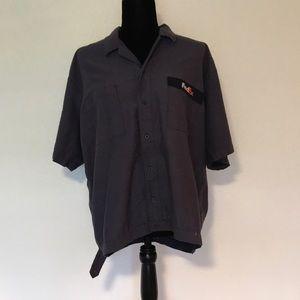 FedEx Designed by Stan Herman Button-Down Shirt